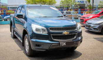 SOLD: TDK Chevrolet Colorado LT full
