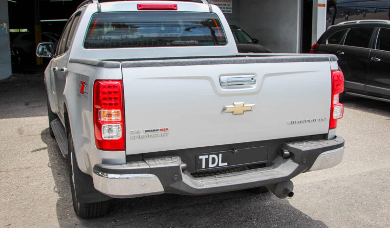 SOLD: TDL Chevrolet Colorado LTZ full