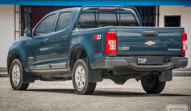 TDP CHEVROLET COLORADO full