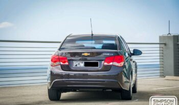 PDM CHEVROLET CRUZE full